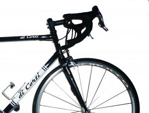 """Racefiets van het merk """"di Corti"""""""