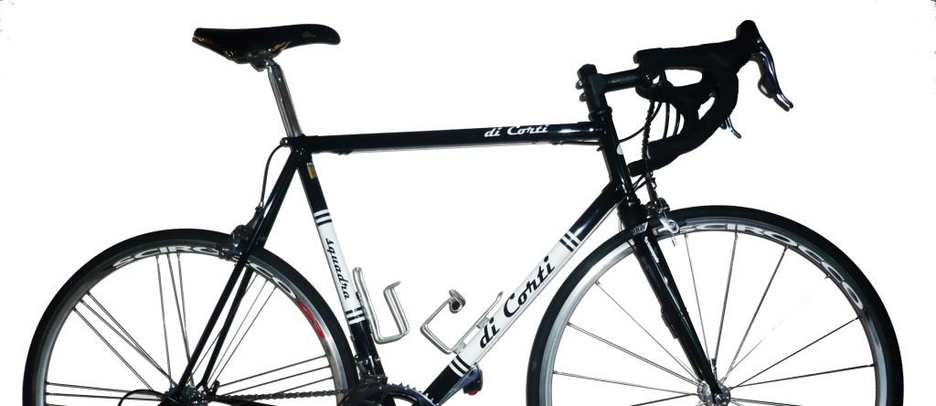 """Custom Racefiets van het merk """"di Corti"""" door: Frank de Kort uit Schipluiden"""